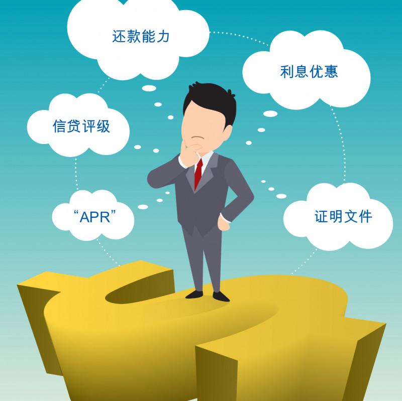 貸款的智慧 - 申請貸款前,5大注意點!